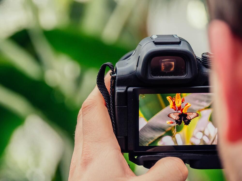 撮影方法を統一する